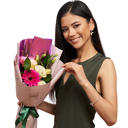 """Bouquet """"I miss you!"""" - delivery in Ukraine"""