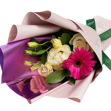 """Bouquet """"I miss you!"""" - order with delivery"""