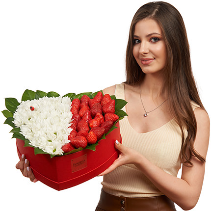 """Composition """"Love is ..."""" - delivery in Ukraine"""