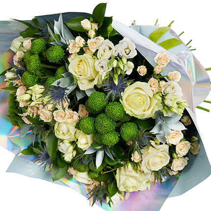"""Stylish bouquet """"Summer exclusive"""" - order with delivery"""