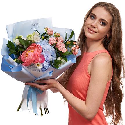 "Summer bouquet ""My Dream"" - delivery in Ukraine"
