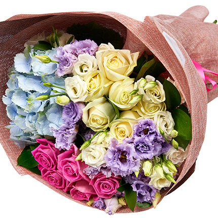 """Summer bouquet """"Incredible miracles"""" - order with delivery"""