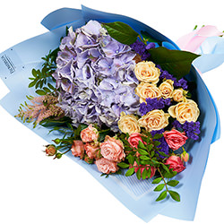 """Bouquet """"The Way to the Heart!"""" - order with delivery"""