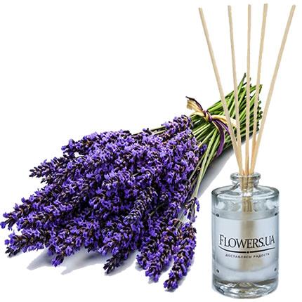 """Aroma diffuser """"Lavender"""" - delivery in Ukraine"""