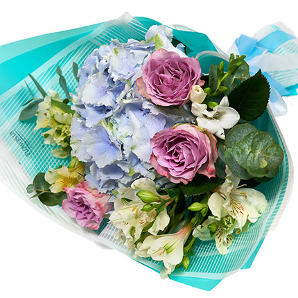 """Autumn bouquet """"Compliment"""" - order with delivery"""