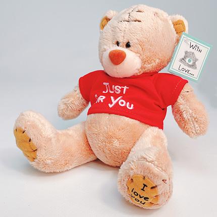"""Мягкая игрушка """"Мишка Тедди"""" (мальчик) - заказать с доставкой"""