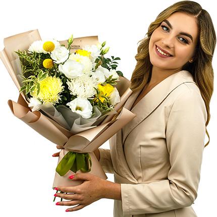"""Autumn bouquet """"Wonderful day"""" - delivery in Ukraine"""