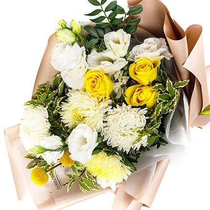"""Autumn bouquet """"Wonderful day"""" - order with delivery"""