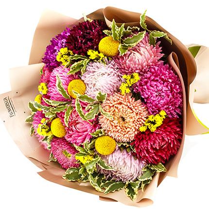 """Букет """"Осенние цветы"""" - заказать с доставкой"""