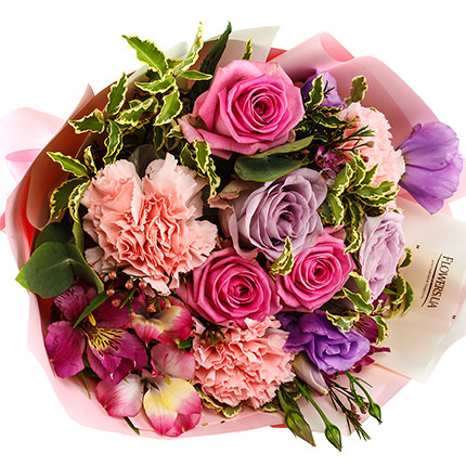"""Bouquet """"Flower tango!"""" - order with delivery"""