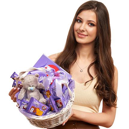 "Gift basket ""Lavender Dream"" - delivery in Ukraine"