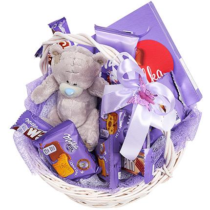 "Gift basket ""Lavender Dream"" - order with delivery"