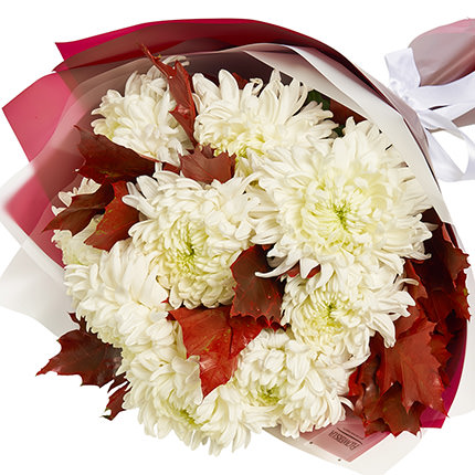 """Bouquet """"Autumn romance"""" - order with delivery"""