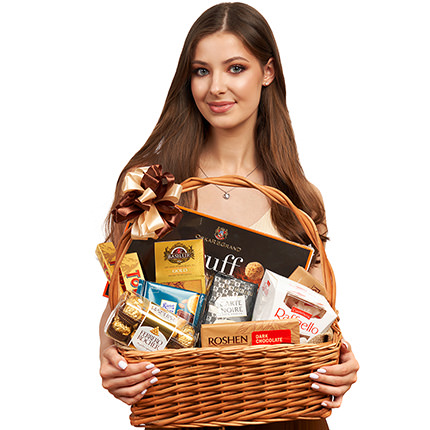 """Gift basket """"Perfect congratulations"""" - delivery in Ukraine"""