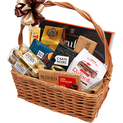 """Gift basket """"Perfect congratulations"""" - order with delivery"""