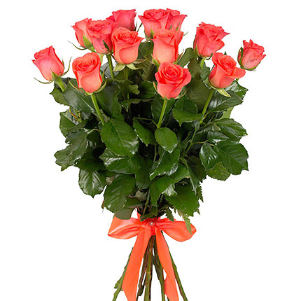 "Bouquet ""Coral Romance"" - delivery in Ukraine"