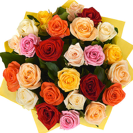 "Bouquet of roses ""Carnival of Love"" - order with delivery"