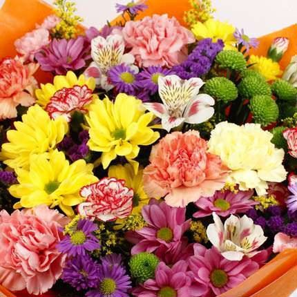 "Bouquet ""I admire you!"" - delivery in Ukraine"