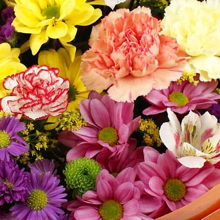 "Bouquet ""I admire you!"" - order with delivery"