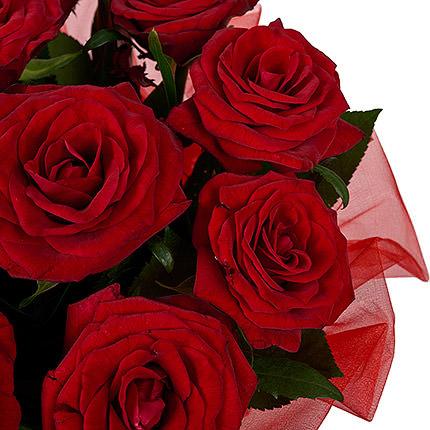 """Букет троянд """"Пристрасть"""" - замовити з доставкою"""