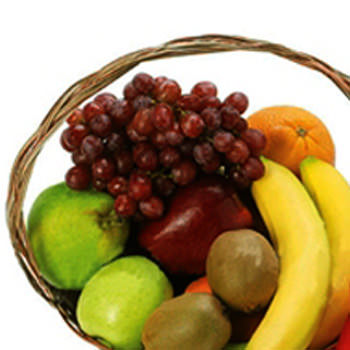 "Fruit basket ""Sweet moment"" - order with delivery"