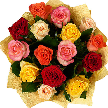 "Bouquet of roses ""Charm"" - order with delivery"