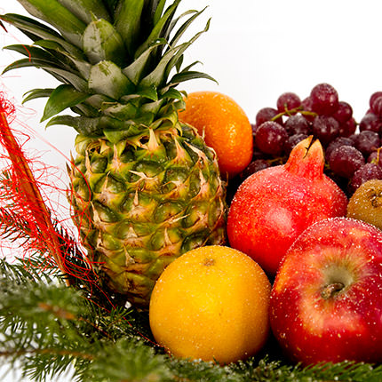 "Fruit basket ""New Year"" - delivery in Ukraine"