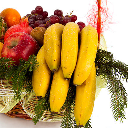 "Fruit basket ""New Year"" - order with delivery"