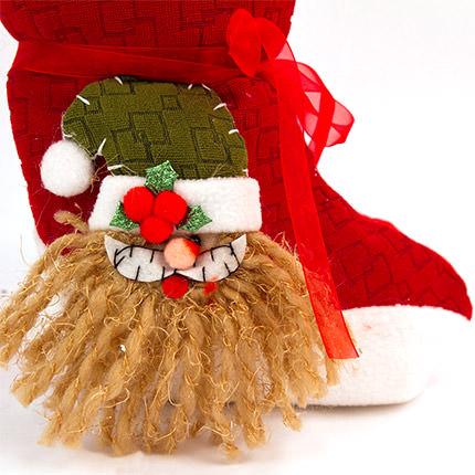 Букет от Деда Мороза - заказать с доставкой