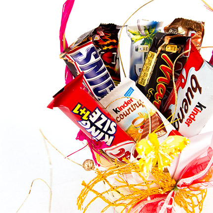 "Basket ""Sweet moment"" - order with delivery"