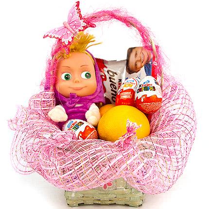 "Basket ""Masha's holiday"" - delivery in Ukraine"
