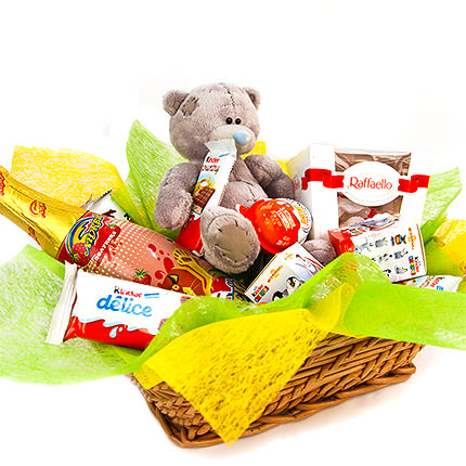 "Basket ""Children's Holiday"" - delivery in Ukraine"