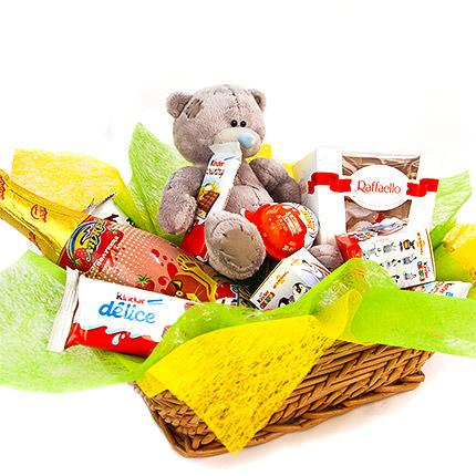 "Basket ""Children's Holiday"" - delivery in Ukraine"