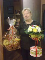 Fruit basket: