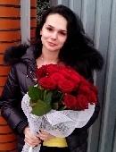 Букет ярких роз