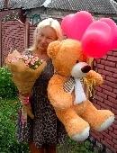 Giant Teddy Bear (beige)