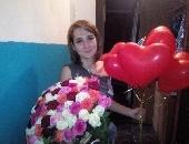 3 гелієві кульки (червоні серця)