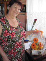 Корзина фруктов: