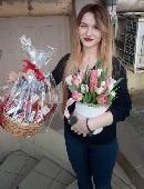 """Цветы в коробке """"Весна!"""""""