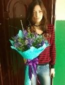 11 purple irises