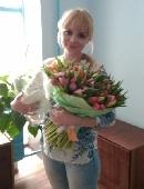 101 різнокольоровий тюльпан!