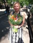 51 разноцветный тюльпан!