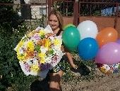 51 різнокольорова хризантема