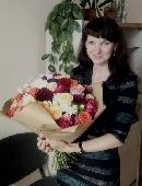 """Bouquet """"Colors of autumn"""""""