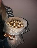 Букет цукерок