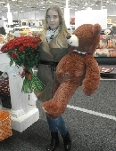 Giant Teddy Bear (brown)
