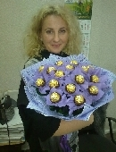 """Bouquet of sweets """"For favorite sweet tooth!"""""""