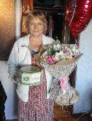 """Bouquet """"For beautiful lady!"""""""