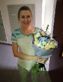 "Bouquet ""Sweet bliss"""
