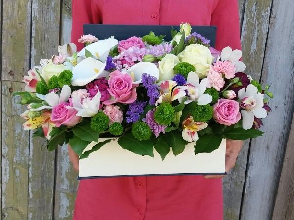 Заказать цветы с доставкой донецк